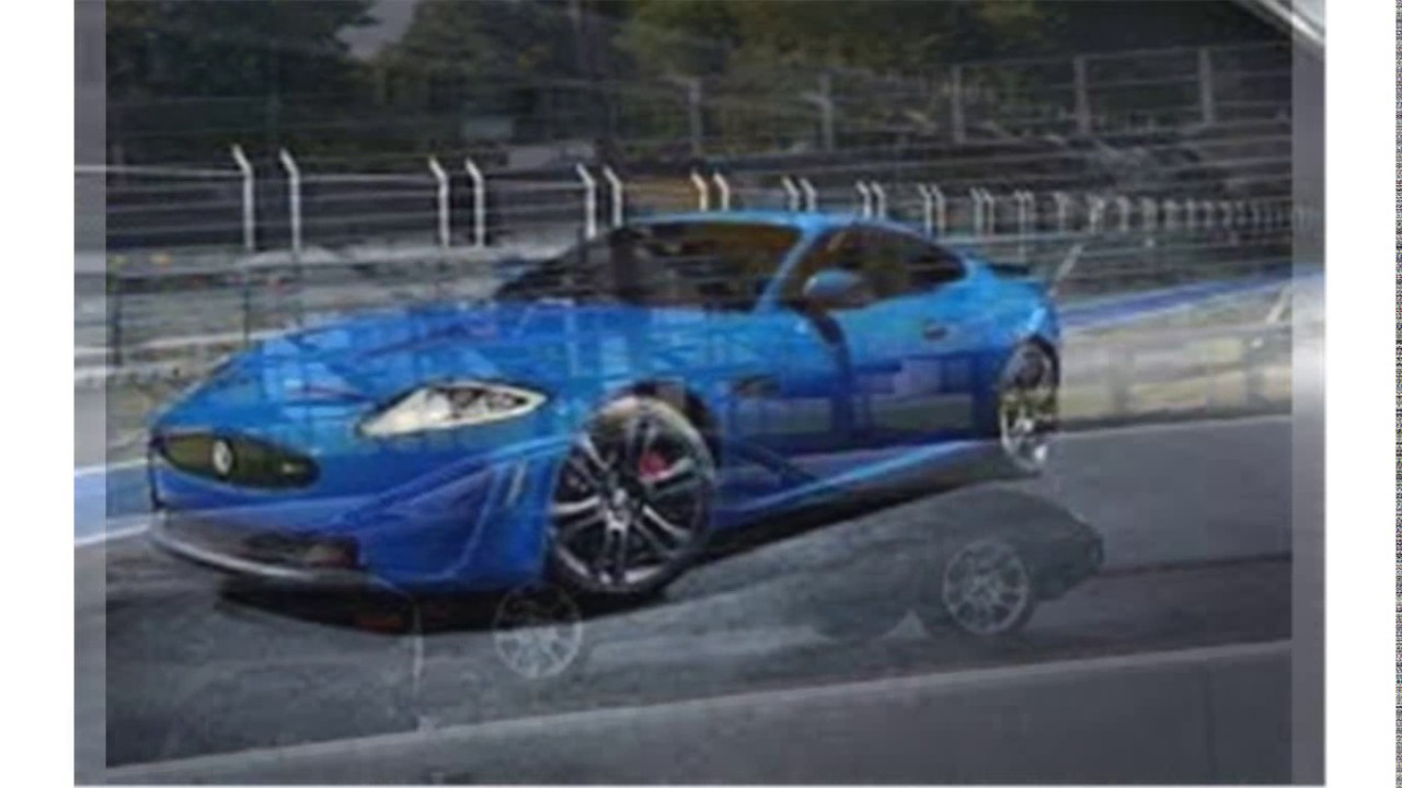 Jaguar Xkr 0 60 Youtube