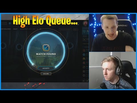 Here's How To Find A High Elo Game Quickly...LoL Daily Moments Ep 787