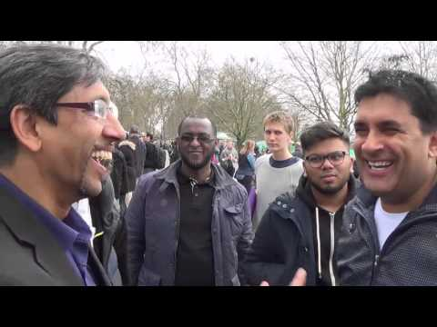 Shabir Yusuf explaining the message of Islam to a sincere seeker of truth part 1 of 3