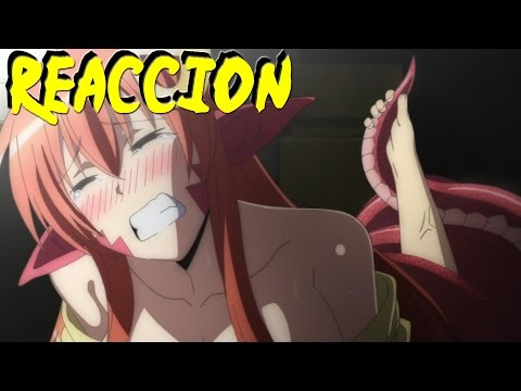 Monster musume no iru nichijou / REACTION