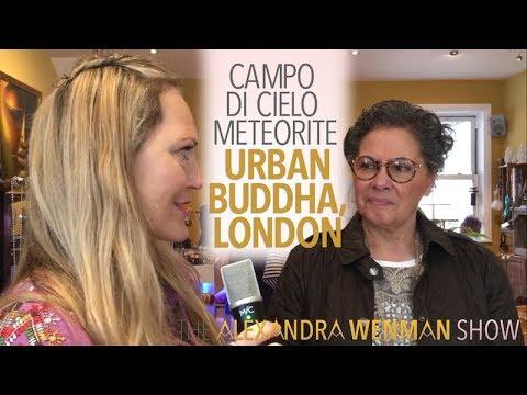 Campo Di Cielo Meteorite, Urban Buddha, London