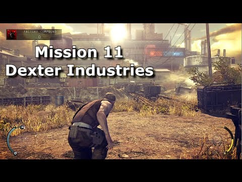 Hitman: Absolution - Mission 11 - Dexter Industries - Hard W