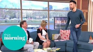 Rylan Storms Off After Seeing An Old Photo Of Himself With Red Hair | This Morning