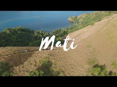 Sleeping Dinosaur - Mati, Davao Oriental || DJI SPARK