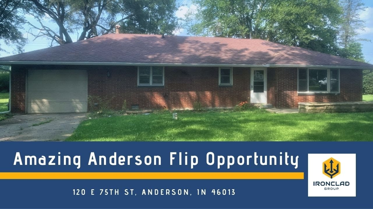 Amazing Anderson Flip Opportunity