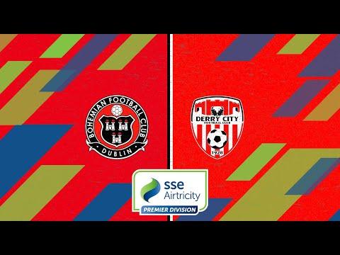 Premier Division GW27: Bohemians 3-3 Derry City