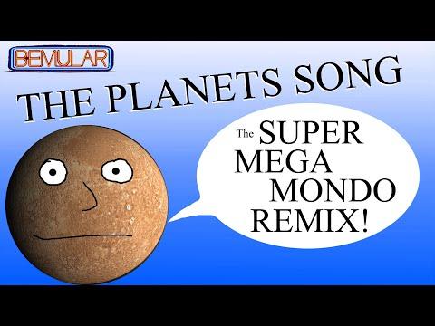 Bemular - The Planets Song (SUPER MEGA MONDO REMIX)!!!
