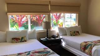 Tour of Ocean Front Cottage #8111 Royal Lahaina Maui Kanapali