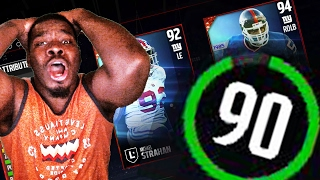 Can we get draft champs team to 90 overall madden 17 !!! madden nfl 17
