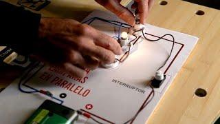 Como hacer un circuito en serie