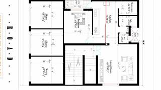 31X43 BEST HOUSE PLAN WITH SHOPS