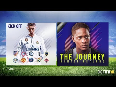 Top 5 NEW Features In FIFA 18!