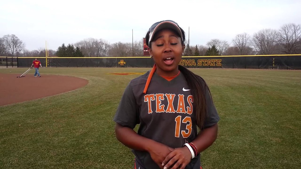 Softball postgame interviews: Iowa State (April 11, 2014 ...