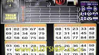 Super Show 3 (Jogo de Vídeo-Bingo projetado no Brasil)