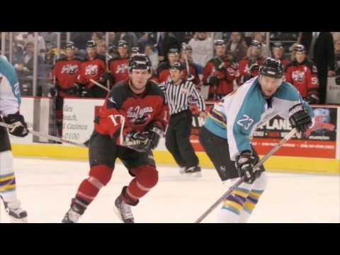 Operation Hattrick -  Charity Hockey Game In Atlantic City