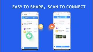 SHAREit Lite   Share & File Transfer App   Smaller & Simpler   Official Video screenshot 2