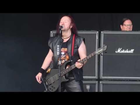 VENOM - Warhead - Bloodstock 2016