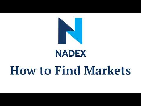 Find Markets to Trade