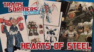 TRANSFORMERS: THE BASICS on HEARTS OF STEEL