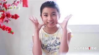Karen1TV- Kiyomi Song English Cover Angela