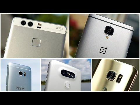 Camera showdown: OnePlus 3, HTC 10, LG G5, Galaxy S7, Huawei P9