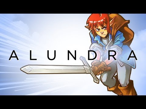 Not Forgotten - Alundra | The Legend of Zelda Successor of Your Dreams