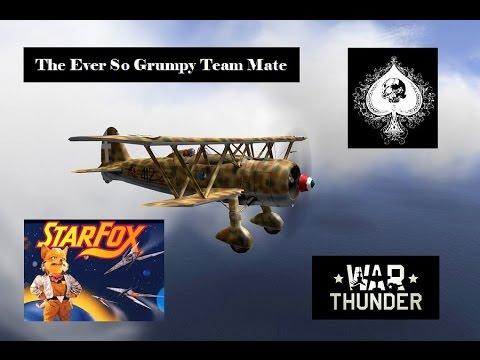 Cr. 42 Falco - The Ever So Grumpy Sidekick