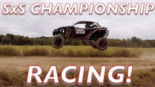 Extreme Off Road SxS Short Course Racing! Maverick X3 vs RZR Turbo!