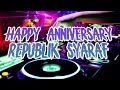 DJ JIMMY STATION HAPPY ANNIVERSARY REPUBLIK SYARAF