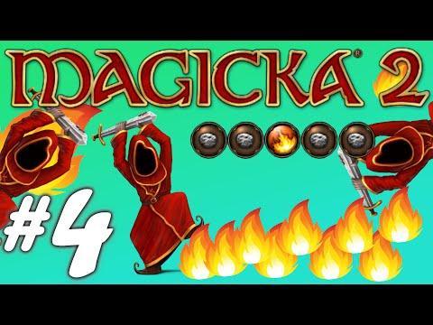 Magicka 2 - Boss Fight Of The Century - PART 4 |