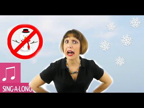Winter Songs For Kids  Five Little Snowmen  Alina Celeste