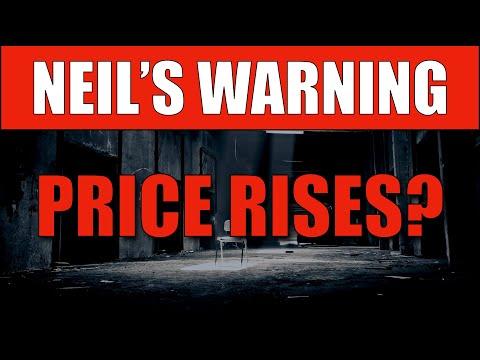 My Financial Warnings: CPI One Big Lie