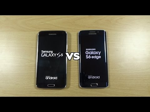 samsung galaxy s6 edge vs galaxy s5 s6 rom speed test youtube. Black Bedroom Furniture Sets. Home Design Ideas