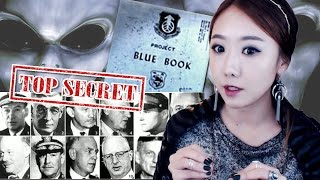 #4 외계인을 분류하는 특급비밀문서 공개? 마제스틱12ㅣ토요미스테리ㅣ디바제시카