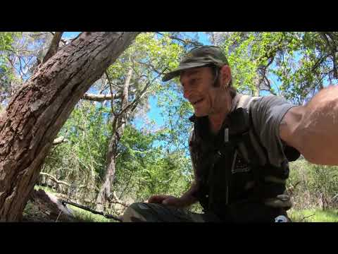 Gold Prospecting Creswick Australia (Start of the gold season and DIY Fire Pit)