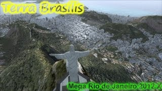 FSX | Paulo Ricardo Mega Rio de Janeiro 2012 X
