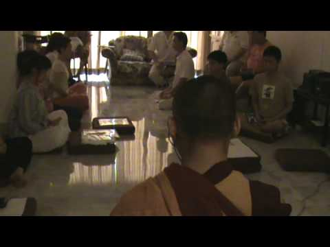Phowa Practice coached by Sungjang Rinpoche