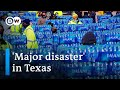 US President Biden declares state of 'major disaster' in Texas | DW News