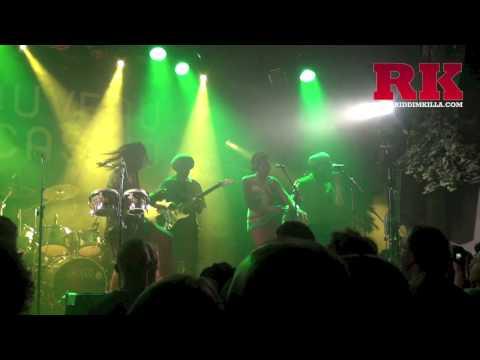 Black Uhuru live in Paris 2013 - Nouveau Casino (Shine Eye Gal - Guess who's coming - I love King..)