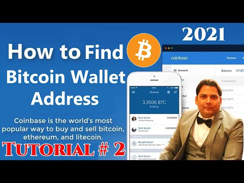 How Do I Find My Bitcoin Wallet Address On Coinbase | Bitcoin Wallet