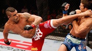 UFC Fortaleza: Relembre os 5 melhores nocautes de Vitor Belfort