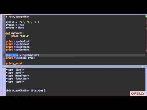 Python  ObjectOriented Programming Tutorial  ObjectOriented Python