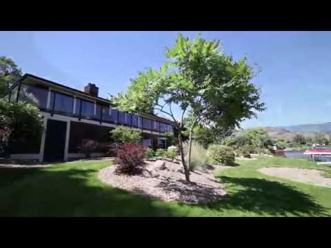 17217 87th Street, Osoyoos Beach Front House For Sale