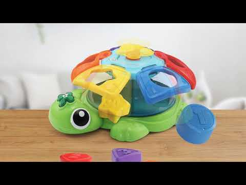 Sorting Surprise Turtle | Demo Video | LeapFrog®