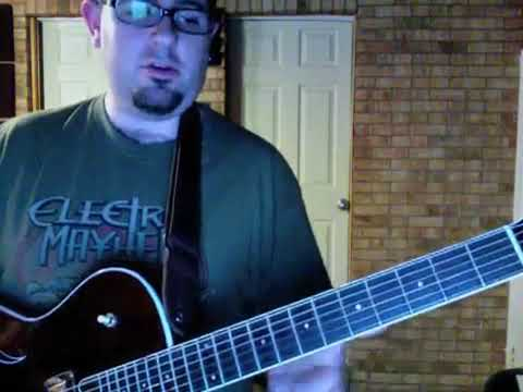 flirting with disaster solo guitar lessons video clips