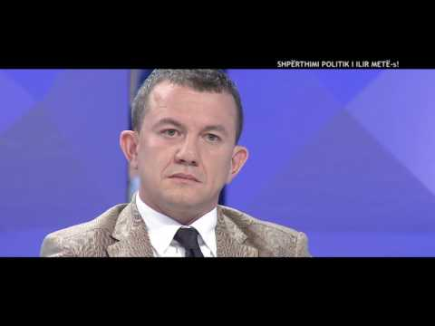 Opinion - Shperthimi politik i Ilir Metes! (03 prill 2017)