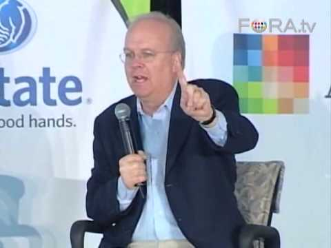 Karl Rove - Forecasting the 2008 Presidential Election