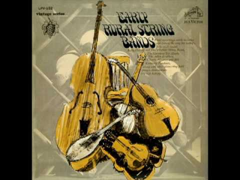 Early Rural String Bands [1968] - Various Artists