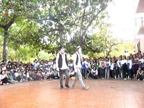 Popping - 3A [2pm Dance Team Fc Thanh Hóa] ( tổng duyệt thpt Đào Duy Từ)