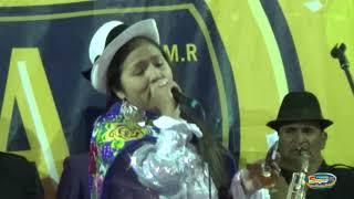 Shumarita del Perú en Aniversario de Huaricolca 2017